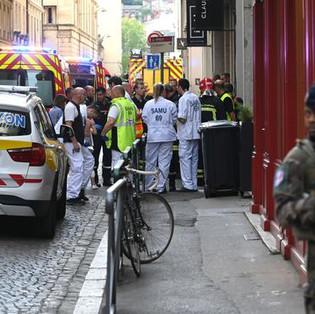 Un attentat à Lyon avant les européennes