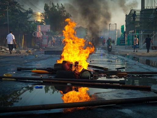 Chili: le chaos sur fond de crise sociale, de faim et de covid-19