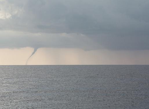 Le havre: une tornade sur le littoral havrais