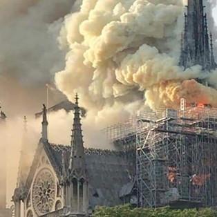 Notre Dame de Paris si bien protégée ?