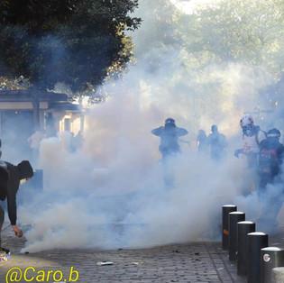 TOULOUSE : Répression violente de la BAC