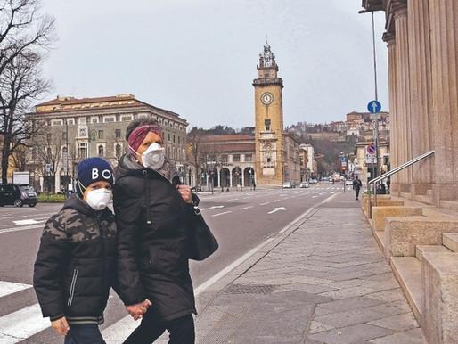Italie: confinement ! Mais au rythme de la musique