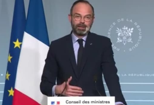 Allocution Edouard Philippe: on prolonge le confinement