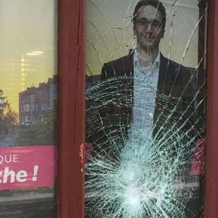 """Le mot """"ATTENTAT"""" pour des vitres cassés, ça ne passe pas !"""