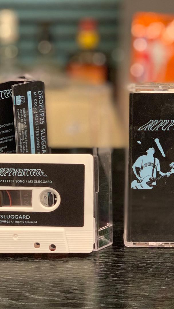 Sluggard - cassette