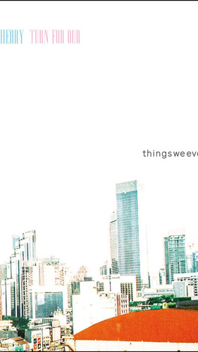 "Turn For Our × The Traveling Theory split album ""Things We Ever Know"""