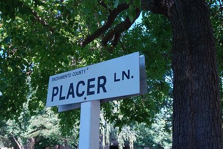 Sign, Placer Lane.JPG