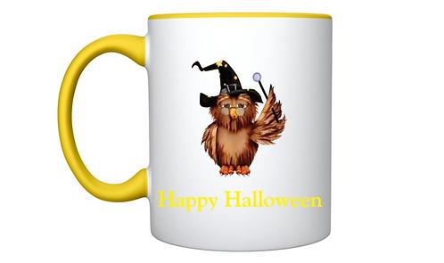 Happy Halloween Hibou