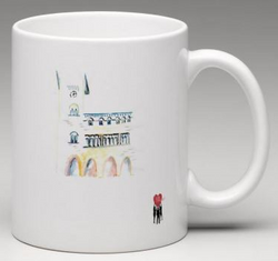 Mug Saint Antonin Noble Val beffroi