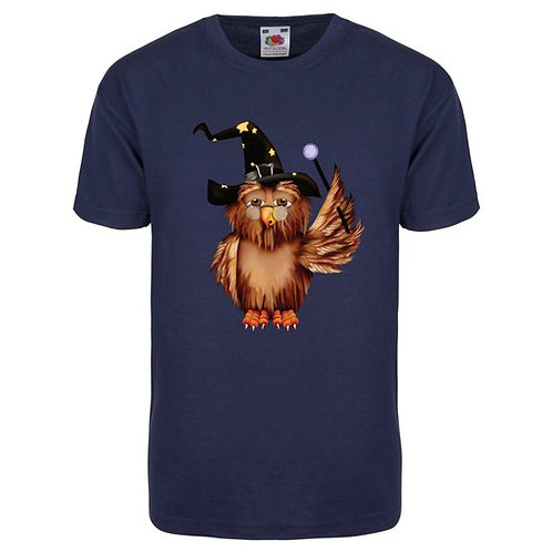 Halloween hibou