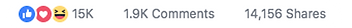 Beatbox dad Facebook likes