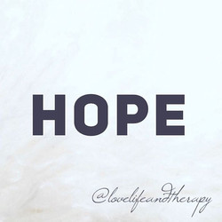 If you're lacking in a little hope then please take some from this.jpg You are resilient, you are ta