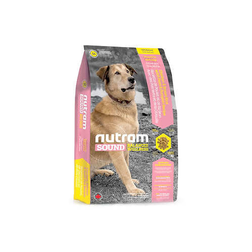 Nutram S6 Sound Adult Dog