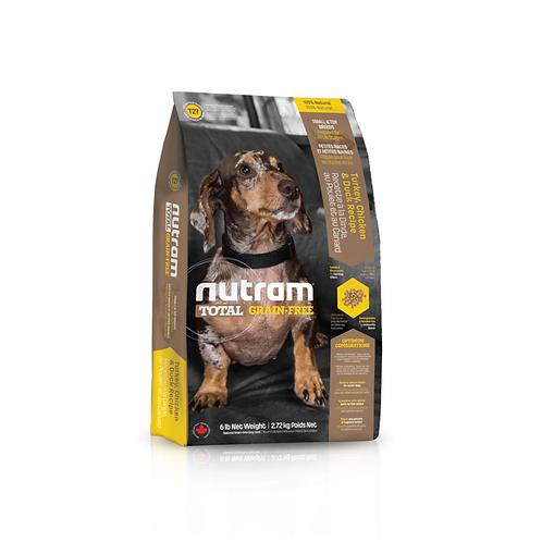 Nutram T27 Total Chicken & Turkey Small & Toy Dog