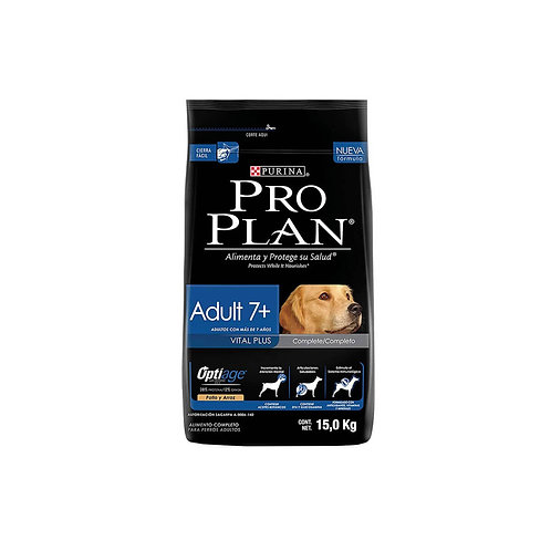 ​Purina® PRO PLAN® Adult 7+ con Optiage