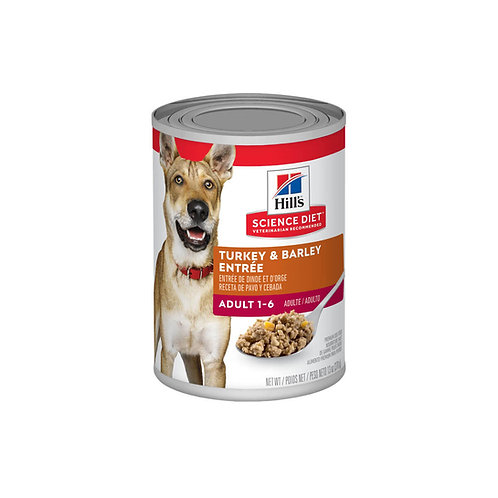 Hill's® Science Diet® Adult Turkey & Barley Entrée