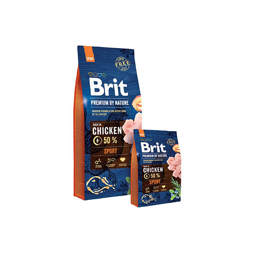 Brit Premium By Nature Sport - 3kg y 15kg