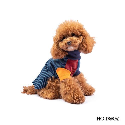 T-shirt Stripes - Hot Dogz