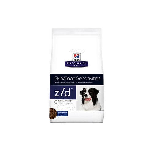 Hill's® Prescription Diet® z/d® Canine - 3.6kg y 8kg