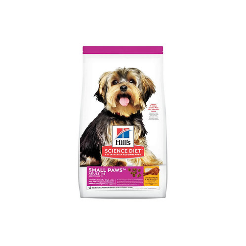 Hill's® Science Diet® Small Paws™ Adult Chicken & Rice Meal Recipe