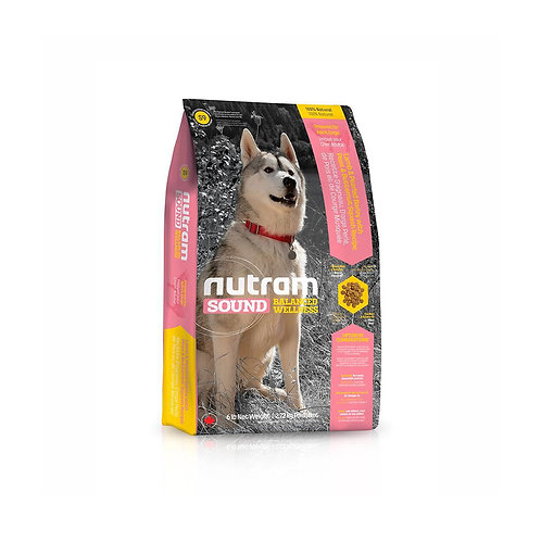 Nutram S9 Sound Lamb Adult Dog