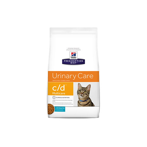 Hill's® Prescription Diet® c/d® Multicare Feline with Ocean Fish