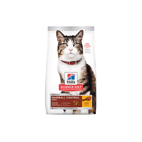 Hill's® Science Diet® Feline Adult Hairball Control
