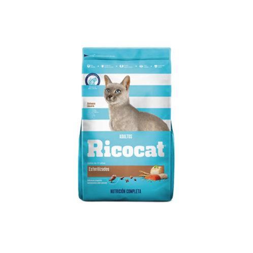 Ricocat Gatos Esterilizados