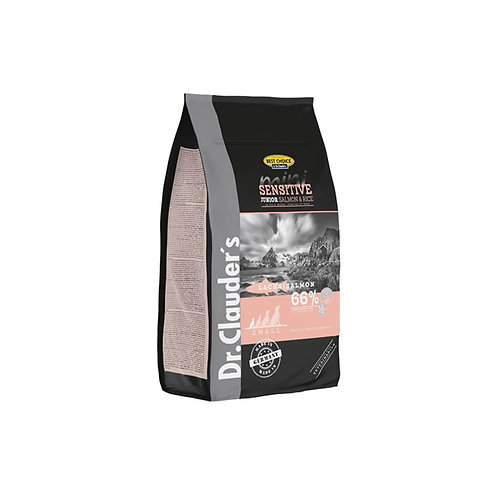 Dr. Clauder's BC Sensitive Junior Mini Salmon & Rice - 4kg