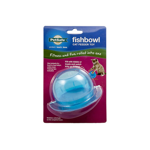 Fishbowl Feeder Cat Toy - PetSafe