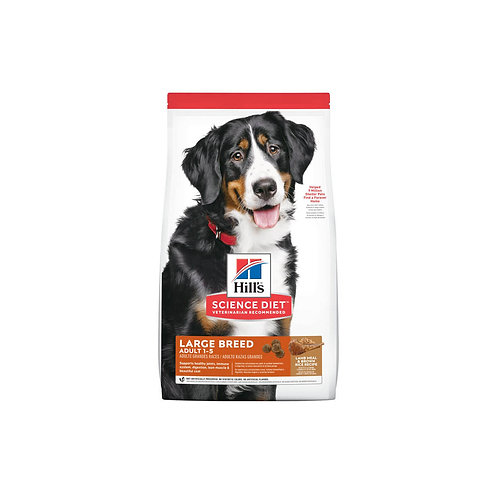 Hill's® Science Diet® Adult Large Breed Lamb Meal & Brown Rice Recipe