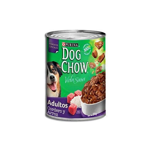 Dog Chow Cordero y Arroz