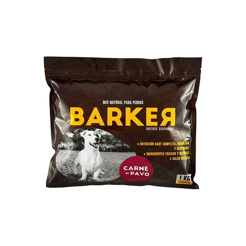 Barker de pavo - 20 Hamburguesas