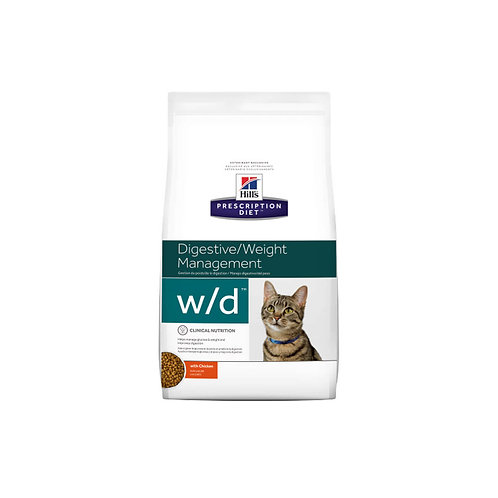 Hill's® Prescription Diet® w/d® Feline