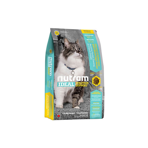 Nutram I17 Ideal Indoor Cat