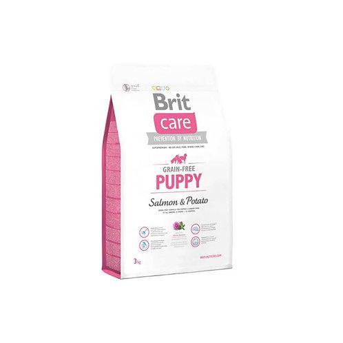 Brit Care Grain-free Puppy Salmon & Potato - 3kg y 12kg