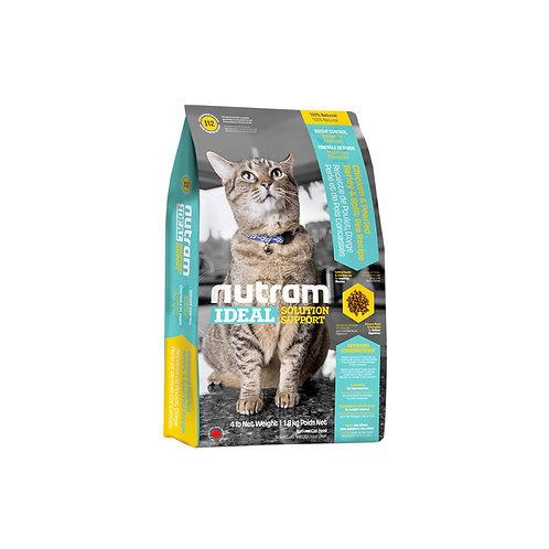 Nutram I12 Ideal Weight Control Cat