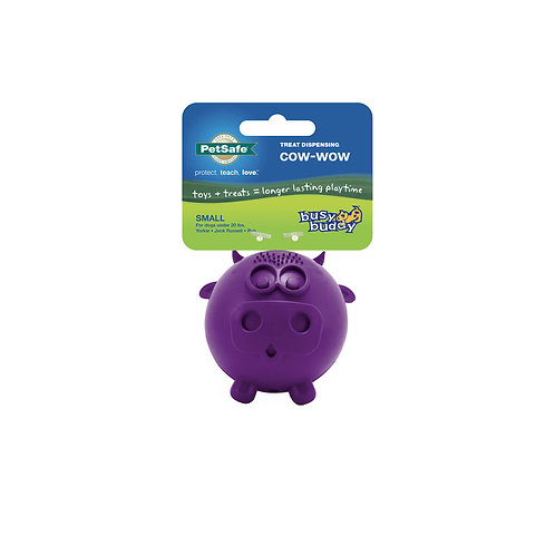 Busy Buddy® Cow Cow - PetSafe