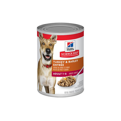 Hill's® Science Diet® Adult Turkey & Barley Dog Food