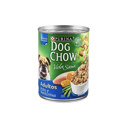 Dog Chow Pollo y Verduras