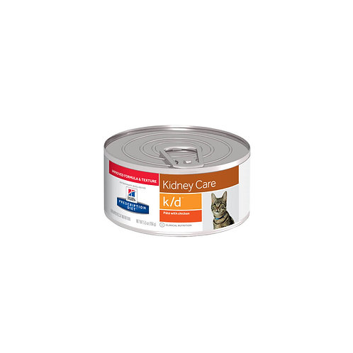 Hill's™ Prescription Diet™ k/d™ Feline with Chicken Canned