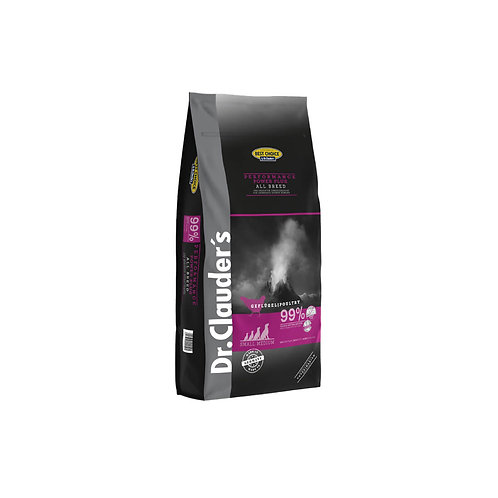 Dr. Clauder's BC Performance Power Plus All Breed - 20kg