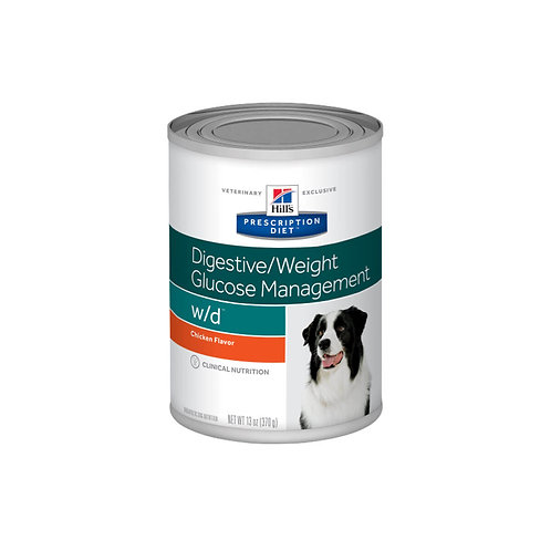 Hill's® Prescription Diet® w/d® Canine Canned