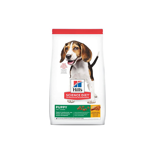 Hill's® Science Diet® Puppy Chicken Meal & Barley Recipe