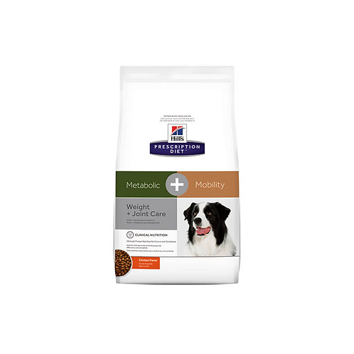 Hill's® Prescription Diet® Metabolic + Mobility Canine - 3.9kg y 10.9kg