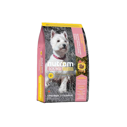 Nutram S7 Sound Small Breed Adult
