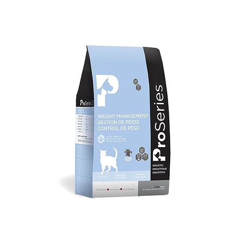 Pro Series Holistic Adult Cat Weight Control