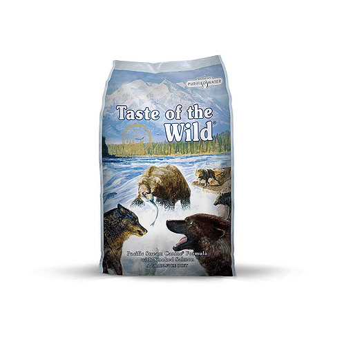 Taste of the Wild Pacific Stream Canine Formula