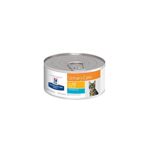 Hill's® Prescription Diet® c/d® Multicare Feline with Ocean Fish