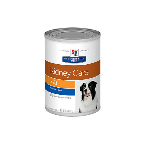 Hill's® Prescription Diet® k/d® Canine Original Flavor Canned